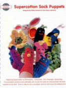 Skacel Pattern, Supercotton Sock Puppets