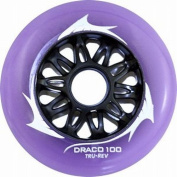 Razor A & A2 Kick Scooter Replacement 100mm Wheels & Ceramic Speed Bearings- Best on Amazon- Urethane Matters Buy from the Experts We Re-Define Speed