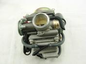 125cc 150cc Carburetor Scooter Moped Atv Go Kart Gy6 4-stroke 24mm Carb @64178