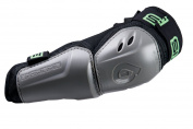 SixSixOne 661 Race Forearm & Elbow Guards LIME SMALL