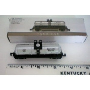 Southern Pacific Railroad Train Tank Car -- approx. 8.9cm long as shown