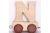 Legler Wooden Train Letter N