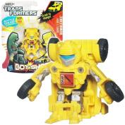 Transformers Bot Shots - 1:B019 - Battle Mask BUMBLEBEE