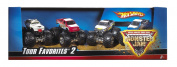 Hot Wheels Monster Jam Tour Favourites - Styles May Vary