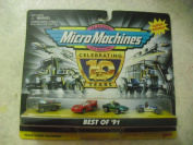 Micro Machines Best of '91 7555.7lob Custom Finishes