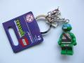 Teenage Mutant Ninja Turtles Leonardo Key Chain