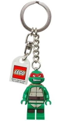 Teenage Mutant Ninja Turtles Raphael Key Chain