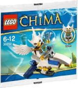 LEGO LEGENDS OF CHIMA EWARS ACRO FIGHTER 30250