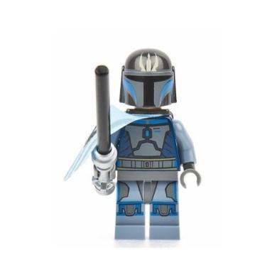 LEGO Star Wars Pre Vizsla Minifigure from Lego PRE VIZSLA'S MANDALORIAN FIGHTER #9525
