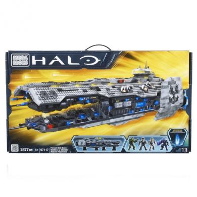 Mega Bloks Halo 4 Forward Unto Dawn
