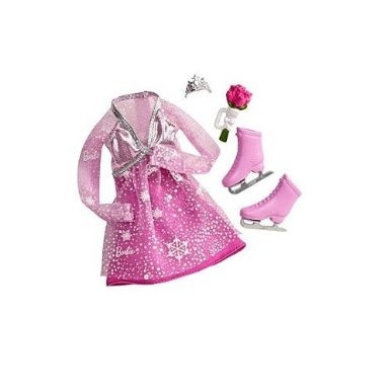 Barbie I Can Be Doll Fashion Outfit - Ice Skater