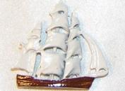Dollhouse TOY, SAILING SHIP