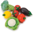 Timeless Miniatures-Assorted Vegetables 7/Pkg