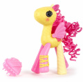 Mini Lalaloopsy Lala Oopsie Horse- Macedamia