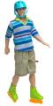 Barbie Ken Skate Date