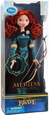 Disney / Pixar BRAVE Movie Exclusive 43cm Talking Doll Merida