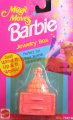 Barbie Magic Moves jewellery BOX Just Wind It Up & It Works! Perfect For Barbie Bedroom