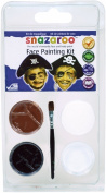 Snazaroo Face Painting Mini Theme Kit-Pirate