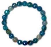 Blue Fire Agate Stone Energy Bracelet