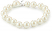 "Carolee ""Pearl Basics"" Simulated Pearl 8mm 1 Row Bracelet"