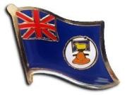 Falkland Island - National Lapel Pin
