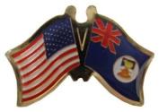 Falkland Island - Friendship Pin