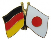 Japan - Germany Friendship Pin