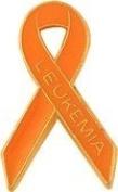 Leukaemia Awareness Ribbon Lapel Pin