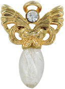 BELIEVE Wings & Wishes Angel Tac Pin