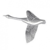 Canadian Goose Lapel Pin