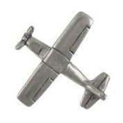 Cessna Aeroplane Lapel Pin