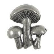 Mushrooms Lapel Pin