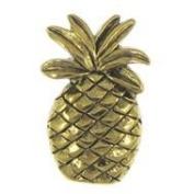 Pineapple Gold Lapel Pin