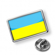 "Pin ""Ukraine Flag"" - Lapel Badge - NEONBLOND"
