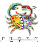 Sensitive Cancer the Crab Zodiac Pin from the Artazia Collection #904 MP