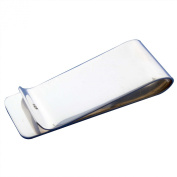 Solid 925 Sterling Silver Money Clip