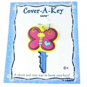 Cover-A-Key Key Cover - Butterfly