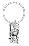 Clayvision Year of the Monkey Pendant Key Chain