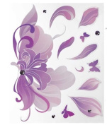 Stickers for laptops and netbooks - Purple Fantasy