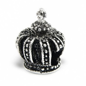 Royal Crown Charm By Olympia - Compatible with Pandora & Troll Bracelets