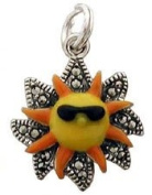 Judith Jack Sun with Glasses Charm