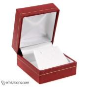 Stud Earring/Pendant Necklace Jewellery Gift Box