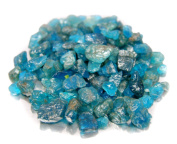 50.00 Ct. Beautiful Colour Natural Rough Blue Apatite Small Size