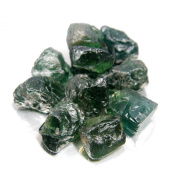 50.00 Ct. Natural Cat's Eye Rough Green Apatite Normal Size