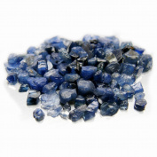 20.00 Ct. Unheated Natural Rough Old Blue Sapphire Cambodia Small Size