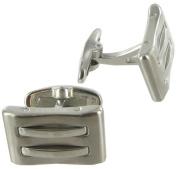 Rochet Roma Inox Stainless Steel Cufflinks