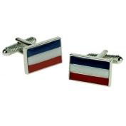 Dutch Flag Cufflinks