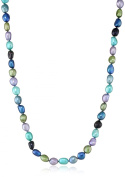 """Honora """"Peacock"""" Freshwater Cultured Pearl Necklace, 91.4cm"""