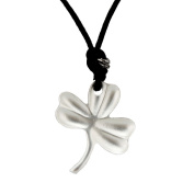 Niall Horan ONE Direction Lucky Irish Three-leaf Clover Shamrock Necklace W/1d Gift Box