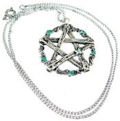 `Pentagram Of Pan` Necklace Talisman Against Trickery